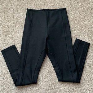 Lysse black leggings sz sm